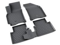 Ковры полиуретановые AGATEK для Daewoo Gentra 2013- черные