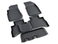 Ковры полиуретановые AGATEK для Chevrolet TrailBlazer 2013- черные