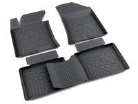 Ковры полиуретановые AGATEK для Hyundai i40 2011- черные