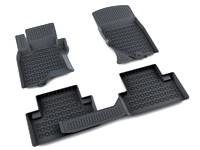 Ковры полиуретановые AGATEK для Infiniti EX 2008- черные