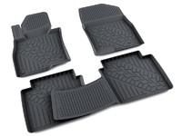 Ковры полиуретановые AGATEK для Mazda 6 2013- черные