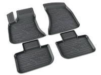 Ковры полиуретановые AGATEK для Chrysler  300C 2011- черные