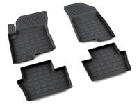Ковры полиуретановые AGATEK для Jeep Compass 2011- черные