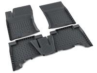 Ковры полиуретановые AGATEK для Lexus GX 2010- черные