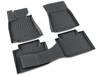 Ковры полиуретановые AGATEK для Lexus GS 2012- черные