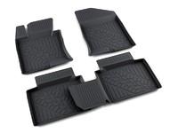 Ковры полиуретановые AGATEK для KIA Optima 2012- черные