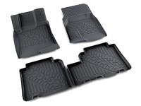 Ковры полиуретановые AGATEK для Chevrolet Captiva 2006- черные