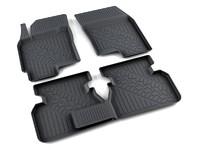 Ковры полиуретановые AGATEK для Chevrolet Epica 2006- черные