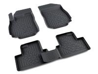 Ковры полиуретановые AGATEK для Chevrolet Orlando 2011- черные