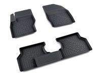 Ковры полиуретановые AGATEK для Ford Focus II 2004-201- черные