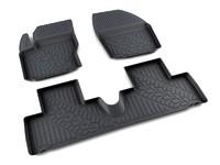 Ковры полиуретановые AGATEK для Ford Galaxy II 2006- черные