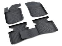 Ковры полиуретановые AGATEK для Hyundai i30 2007- черные