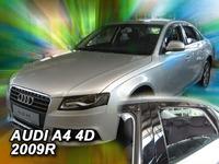 Дефлекторы окон вставные Heko для Audi A4 2007- Sedan B8 к-т (4шт.)