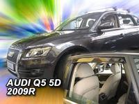 Дефлекторы окон вставные Heko для Audi Q5 2008- 5D к-т (4шт.)