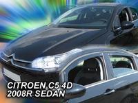 Дефлекторы окон вставные Heko для Citroen C5 2008- Sedan 4D к-т (4шт.)