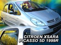 Дефлекторы окон вставные Heko для Citroen Xsara 1999-2006 5D к-т (4шт.)