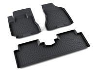 Ковры полиуретановые AGATEK для Hyundai Tucson 2004- черные