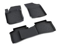 Ковры полиуретановые AGATEK для KIA Ceed 2007-2012 черные
