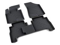 Ковры полиуретановые AGATEK для KIA Sorento 2009- черные