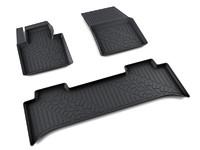 Ковры полиуретановые AGATEK для Land Rover Range Rover 2004- черные