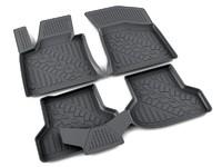 Ковры полиуретановые AGATEK для Audi A3 Sedan 2013- черные