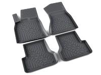 Ковры полиуретановые AGATEK для Audi A6 2011- черные