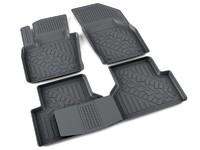 Ковры полиуретановые AGATEK для Audi Q3 2011- черные