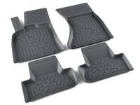 Ковры полиуретановые AGATEK для Audi Q5 2012- черные