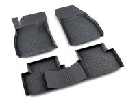 Ковры полиуретановые AGATEK для Chevrolet Malibu 2012- черные
