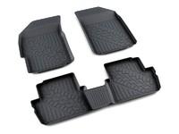 Ковры полиуретановые AGATEK для Chevrolet Spark 2005- черные