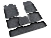 Ковры полиуретановые AGATEK для Chevrolet Tahoe 2006- черные