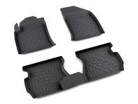 Ковры полиуретановые AGATEK для Ford Fusion 2005- черные