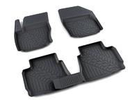 Ковры полиуретановые AGATEK для Ford Mondeo 2007 черные