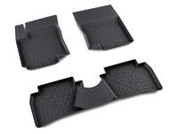 Ковры полиуретановые AGATEK для Hyundai i20 2009- черные