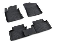 Ковры полиуретановые AGATEK для Hyundai i30 2012- черные