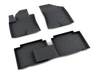 Ковры полиуретановые AGATEK для Hyundai ix 55 2008- черные