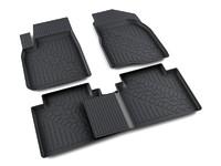 Ковры полиуретановые AGATEK для Hyundai Matrix 2008- черные