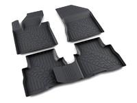 Ковры полиуретановые AGATEK для KIA Sorento 2013- черные