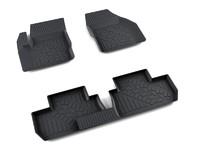 Ковры полиуретановые AGATEK для Land Rover Freelander 2007- черные