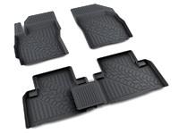 Ковры полиуретановые AGATEK для Mazda 5 2005- черные