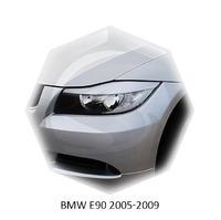 Реснички на фары CarlSteelman для Audi E90 2005-2008