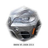 Реснички на фары CarlSteelman для BMW E70 2006-2010