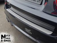 Накладки бампера без загиба Natanika для BMW X3 2010- (F25) B-BM05 (1 шт.)