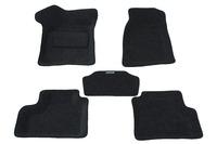Ковры 3D ворсовые Boratex для Chevrolet Niva 2002-2009 (цвет Серый)