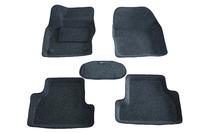 Ковры 3D ворсовые Boratex для Ford Focus 2011- (цвет Серый)
