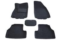 Ковры 3D ворсовые Boratex для Opel Mokka 2012- (цвет Серый)