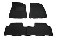 Ковры 3D ворсовые Boratex для Lexus RX 2009- (цвет Серый)