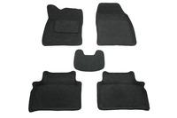 Ковры 3D ворсовые Boratex для Ford EcoSport 2012- (цвет Серый)