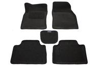 Ковры 3D ворсовые Boratex для Nissan X-Trai 2015- (цвет темно-серый)