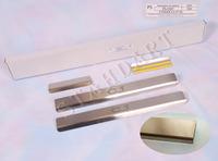 Накладки порогов Standart Natanika для Citroen C3 2010- PS-CI07 (4 шт.)